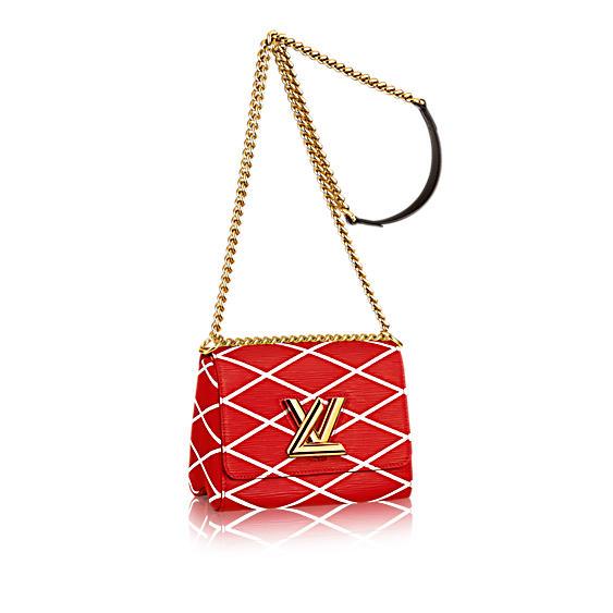 Louis Vuitton - Twist Malletage Epi