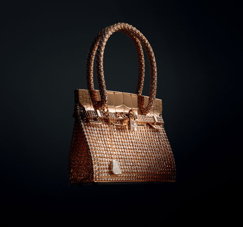 Hermes Gold Kelly Bag - The Most Expensive Fashion Piece