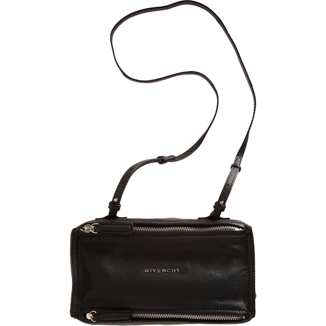7ff240cd0be The Givenchy Mini Pandora: A New Celebrity Favorite | Handbag Blog ...