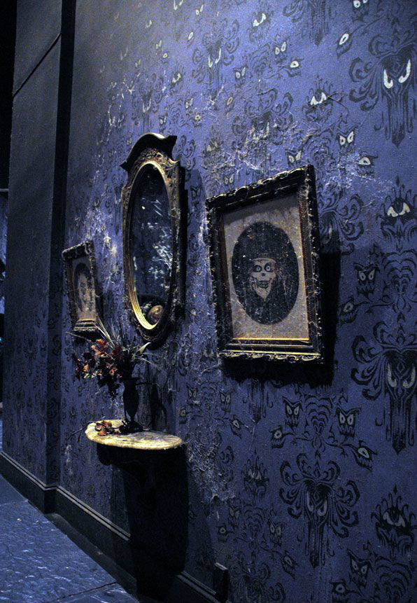 Disney Haunted Mansion