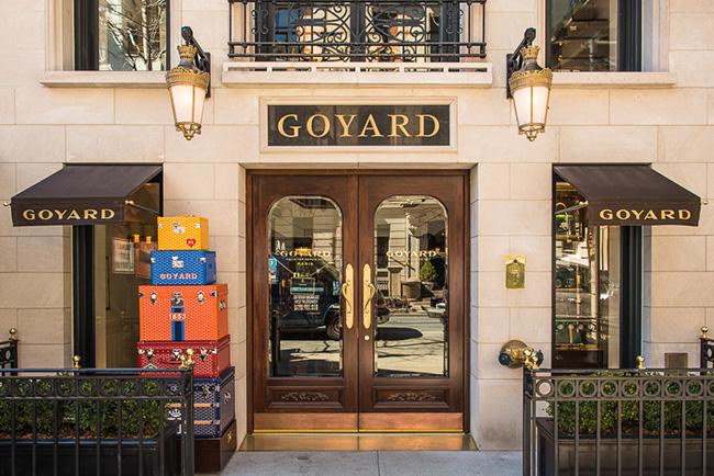 Goyard New York Store