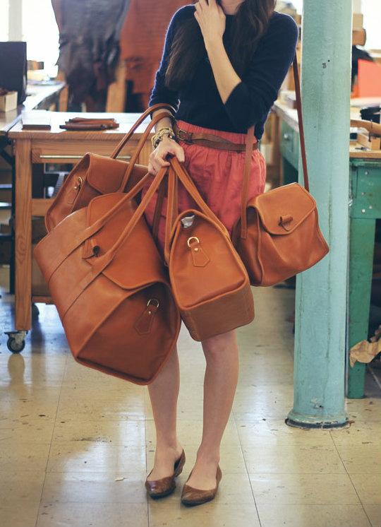 Ergonomics Designer Handbags