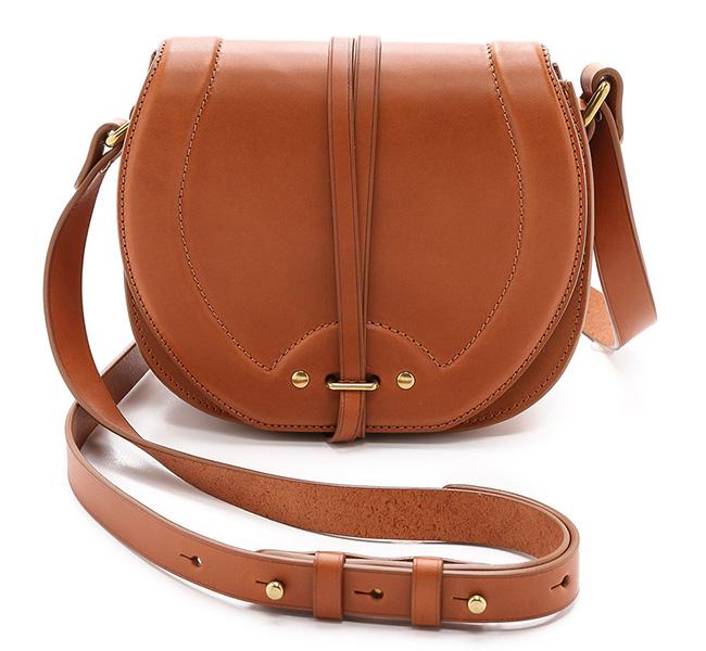Jerone Dreyfuss Victor Small Crossbody Bag