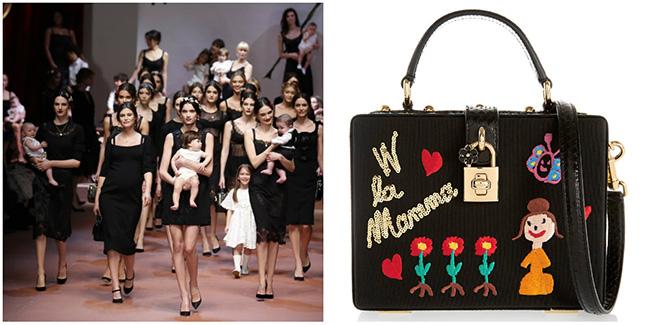 D&G La Mamma Handbag