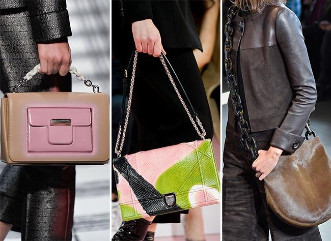 2015 - 2016 Fall Winter Handbag Trends