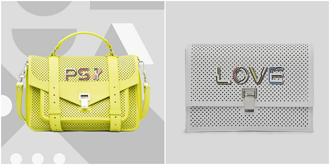 Designer Handbags PS Pins