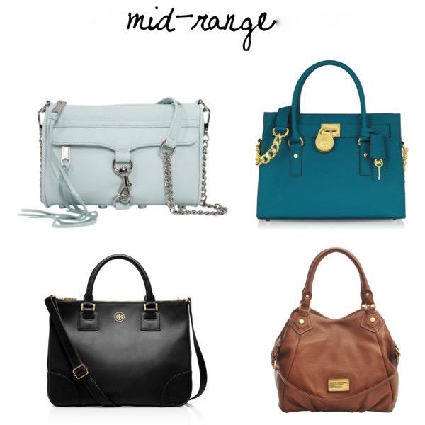 Midrange Handbags