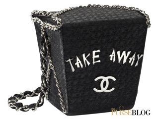 Chanel Takeaway Box Paris Shanghai